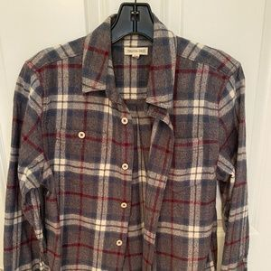 Tucker and Tate Boy's Flannel Shirt